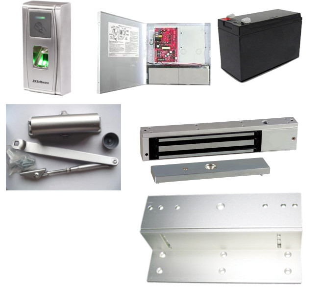ACCESS-KIT2Stand Alone Access Control Package 1 Door – Space