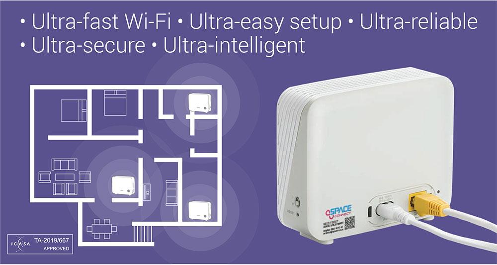 Ultra Fast WiFi